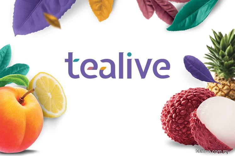 Tealive冀明年上市筹7200万美元